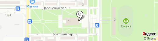 Истнет на карте Комсомольска-на-Амуре