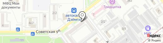 Клевое место на карте Комсомольска-на-Амуре