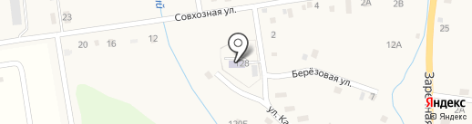 Алый Парус на карте Анивы