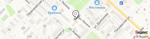 Анивский районный суд Сахалинской области на карте Анивы