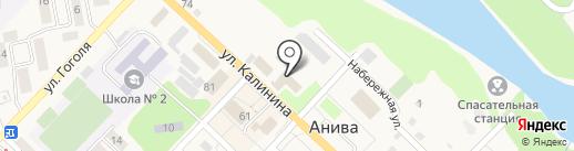 Спортивно-технический клуб ДОСААФ России Сахалинской области на карте Анивы