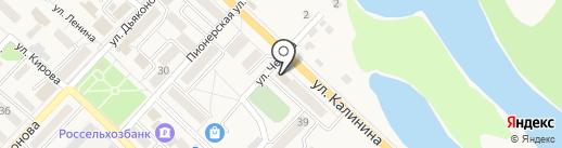 Центр гигиены и эпидемиологии в Сахалинской области, ФБУЗ на карте Анивы