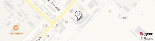 Анивский бриз на карте Анивы