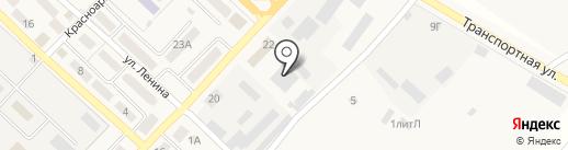 СахФишПродукт на карте Анивы