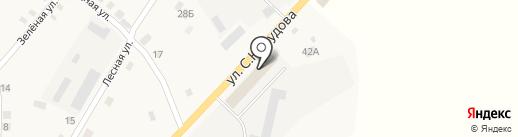 Пиломатериал на карте Анивы