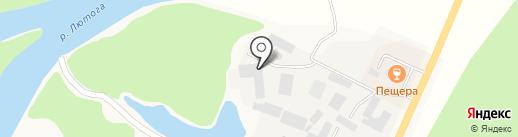 Прибой Трейд на карте Анивы