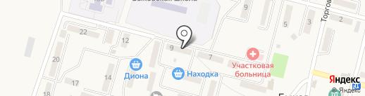 Qiwi на карте Быкова