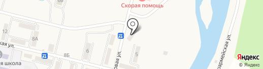 Почтовое отделение на карте Быкова