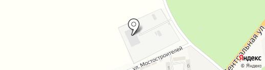 Золотой теленок на карте Троицкого