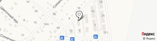 Монтажная компания на карте Троицкого