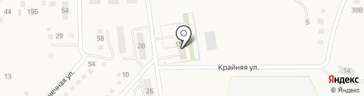 Пожарная часть №52 на карте Троицкого