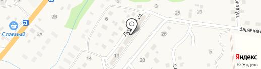 Компания по аренде кран-балки и эвакуатора на карте Троицкого