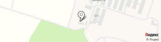 Сахалинский бекон-2 на карте Дальнего