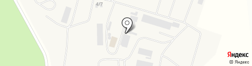 Росстрой на карте Дальнего