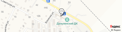 Аптека на карте Дальнего