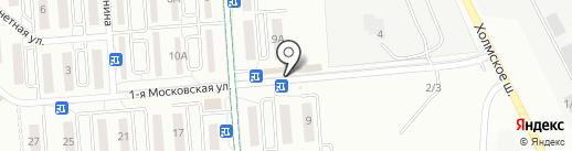 Выпечка по-домашнему на карте Дальнего