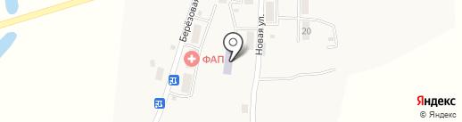 Тополёк на карте Покровки