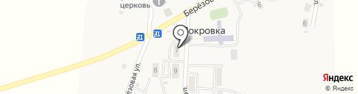 Визит на карте Покровки