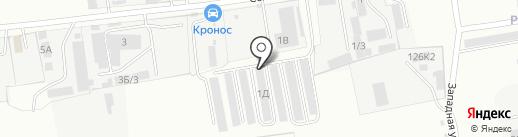 СахМастер на карте Южно-Сахалинска