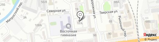 ВДС-Дом на карте Южно-Сахалинска