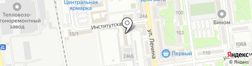 BeBrand на карте Южно-Сахалинска