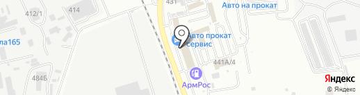 UPGRADE-STUDIO на карте Южно-Сахалинска