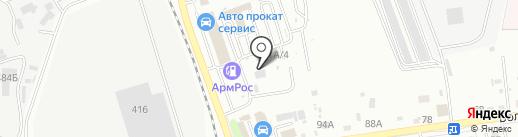 Восточная Транспортная Компания на карте Южно-Сахалинска