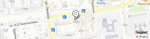 Сахалинрыбвод, ФГБУ на карте Южно-Сахалинска