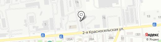 100 Дорог на карте Южно-Сахалинска