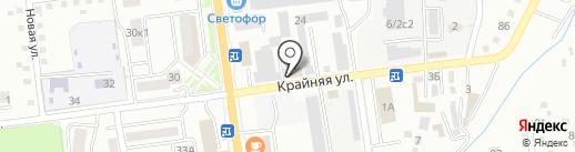ПромСтройСервис на карте Южно-Сахалинска