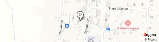 Тет-А-Тет на карте Сокола