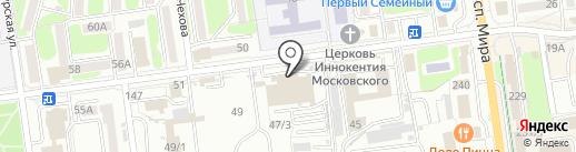 НержавейкаДВ.ру на карте Южно-Сахалинска