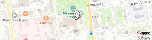 ВсПышка на карте Южно-Сахалинска