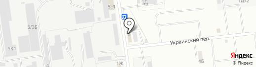 TRUCKЦЕНТР на карте Южно-Сахалинска