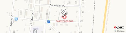 Фармация на карте Сокола