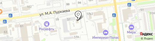 Центр Государственной инспекции по маломерным судам МЧС России по Сахалинской области, ФКУ на карте Южно-Сахалинска