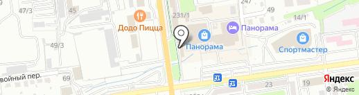 ОБУВЬ+ на карте Южно-Сахалинска