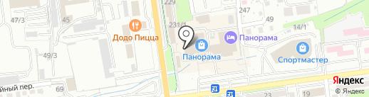Yagodina Jewerly на карте Южно-Сахалинска