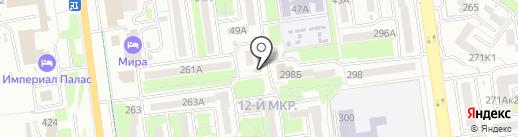 Своя пекарня на карте Южно-Сахалинска