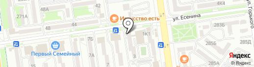 iT-помощь на карте Южно-Сахалинска