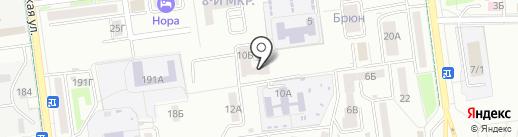 Наш Город на карте Южно-Сахалинска