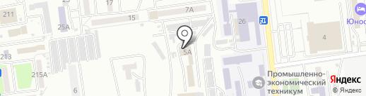 Государственный региональный центр стандартизации, метрологии и испытаний в Сахалинской области на карте Южно-Сахалинска