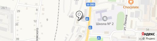 СОГАЗ-Мед на карте Долинска