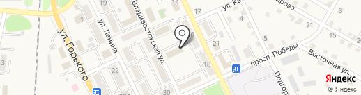 Отдел судебных приставов по Долинскому району на карте Долинска