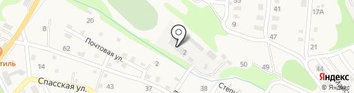 Сахалинэнерго, ПАО на карте Долинска