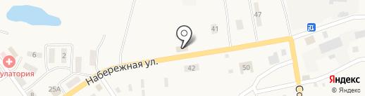 Жасмин на карте Стародубского