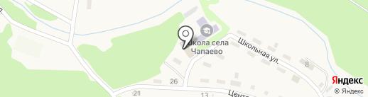 Амбулатория с. Чапаево на карте Чапаево