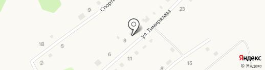 Киловатт на карте Сосновки