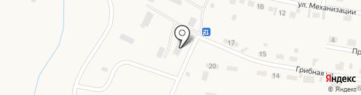 Пассажирские автоперевозки, МБУ на карте Елизово