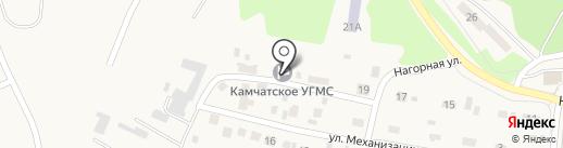 КАМЧАТСЕРВИС на карте Елизово